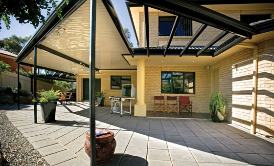 Verandahs Patios Total Outdoor Living