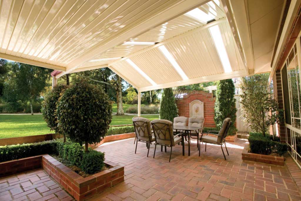 Gable Patio Total Outdoor Living