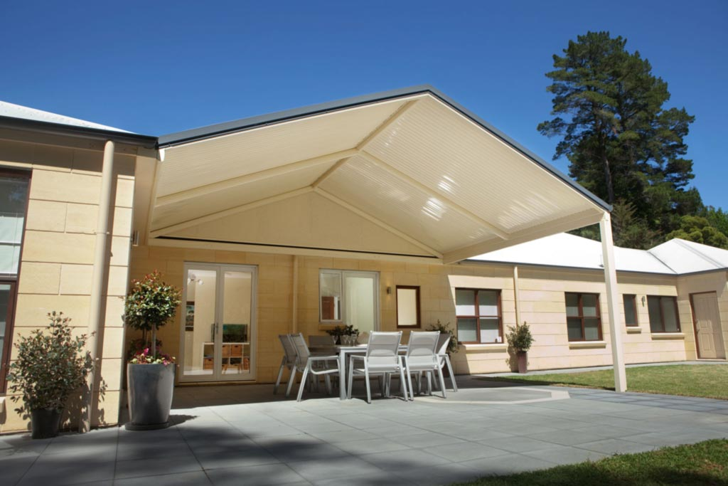 Gable Patio | Total Outdoor Living