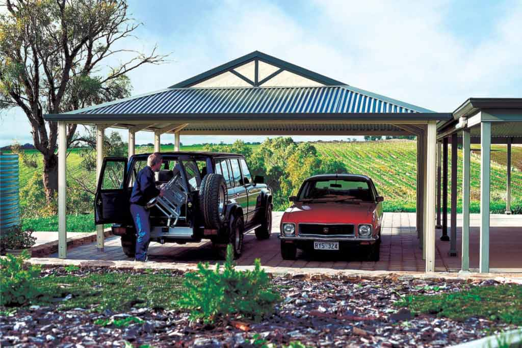 Carports Total Outdoor Living