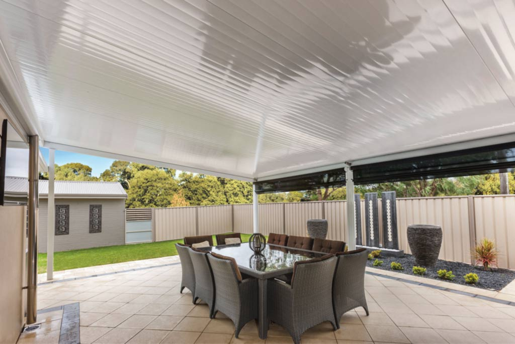 Cool Deck Insulated Roofing Total Outdoor Living